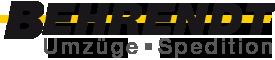 Logo von Behrendt Umzüge Rostock